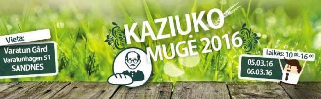 KaziukasMesseCover2016